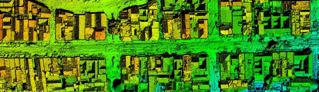 topografia con drones colombia